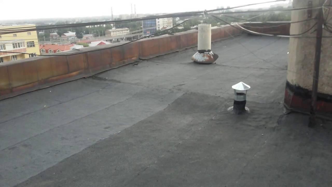 Что делать, если протекает крыша в многоквартирном доме — наши советы!