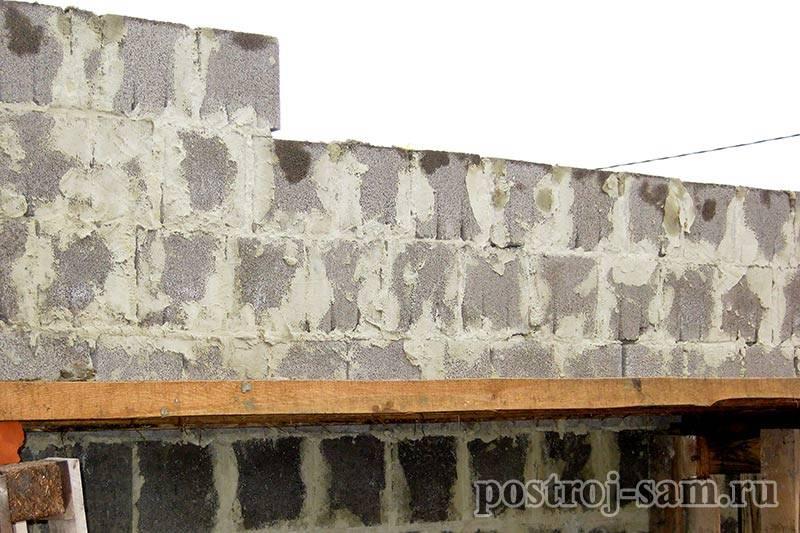 Плюсы и минусы строительства домов из керамзитобетонных блоков