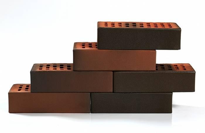 Облицовочный кирпич коричневый: технические характеристики, цена