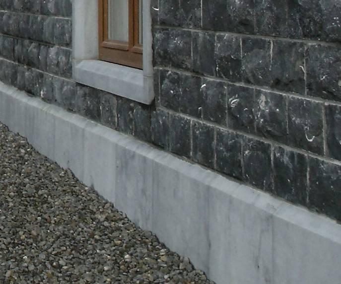 Цоколь дома - 100 фото лучших вариантов облицовки + инструкция как сделать – ремонт своими руками на m-stone.ru