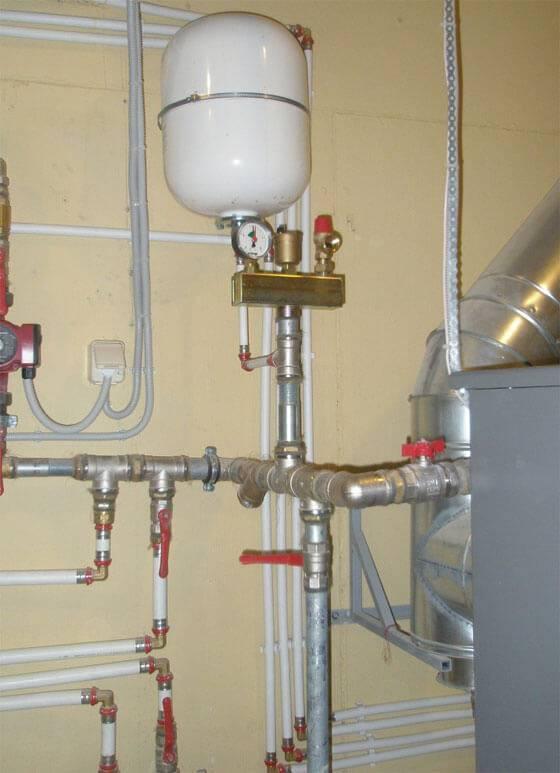 Обвязка двухконтурного котла отопления: схема работ | тепломонстр