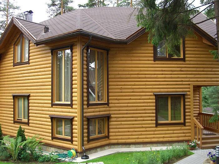Блок хаус как крепить - инструкция с пошаговым описанием!