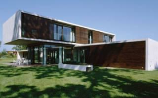 Обзор домов с плоской крышей: проекты, материалы, плюсы и минусы