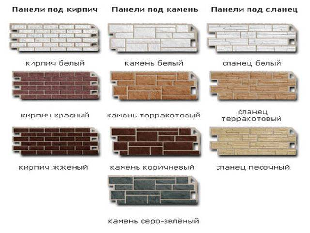 Облицовка фундамента дома пластиковыми панелями