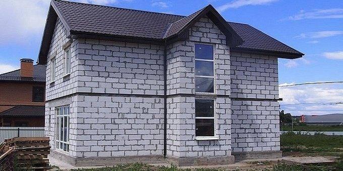 Дом из газобетона: плюсы и минусы, отзывы владельцев и советы