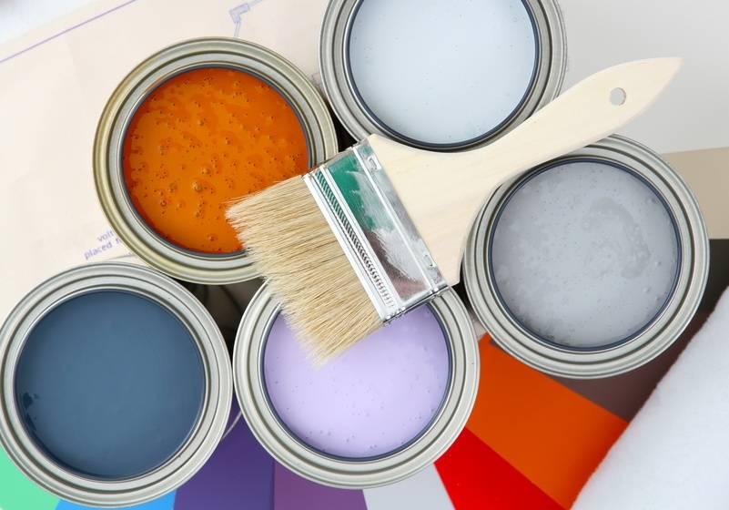 Характеристики и применение водно-дисперсионных акриловых красок серии вд-ак (видео)