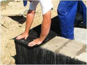 Рулонная гидроизоляция для пола - виды, монтаж!