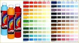 Колер для водоэмульсионной краски (31 фото): как колеровать, варианты перламутрового цвета, расход на 1 кг