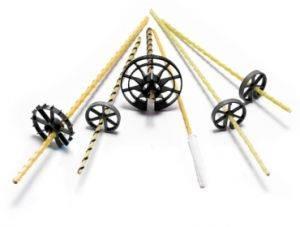 Что представляют собой гибкие связи для облицовочного кирпича и газобетона + технология крепления