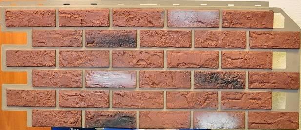 Фасадные панели под камень: виды панелей для наружной отделки дома, пошаговая инструкция