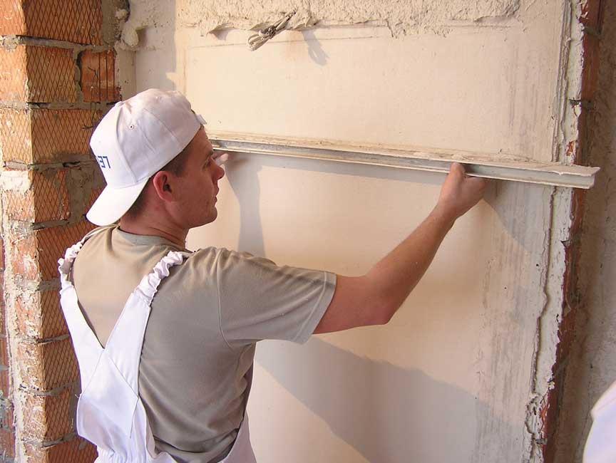 Гипсовая смесь: сухая декоративная штукатурка для выравнивания стен, штукатурные растворы своими руками