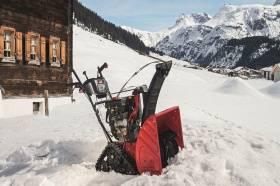 Характеристики и виды электрических снегоуборщиков