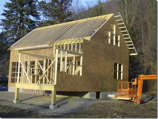 Какая крыша лучше: двухскатная или четырехскатная?стройкод