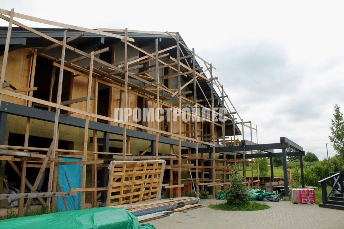 Технология строительства из clt панелей – инновационный способ возведения жилых домов