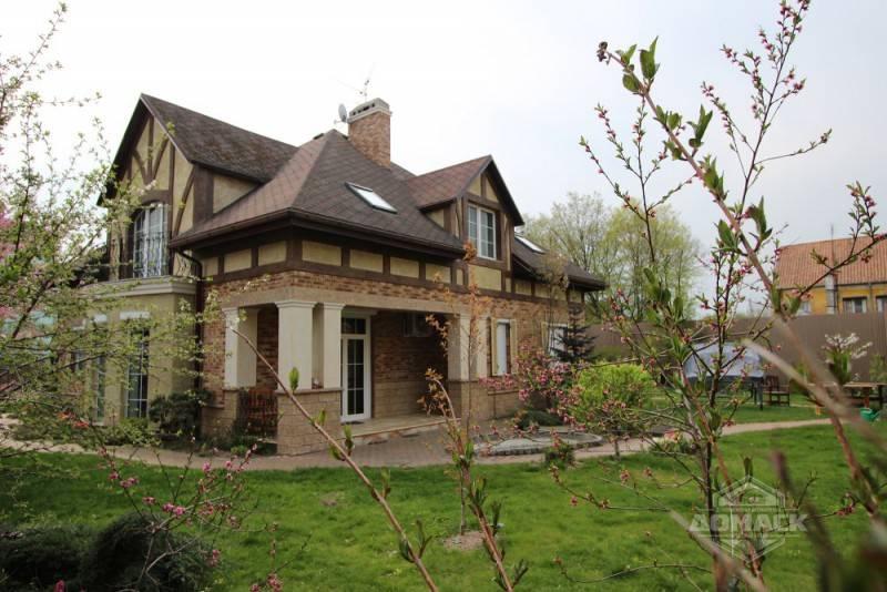 Реставрация фасадов частных домов