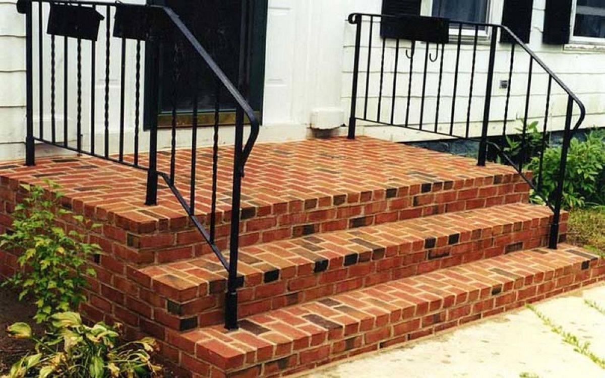 Как сделать ступеньки своими руками из блоков? лестница в дом, сделанная из …пеноблоков