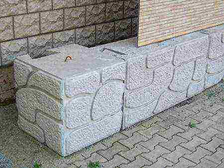 Как сделать подпорную стенку своими руками?