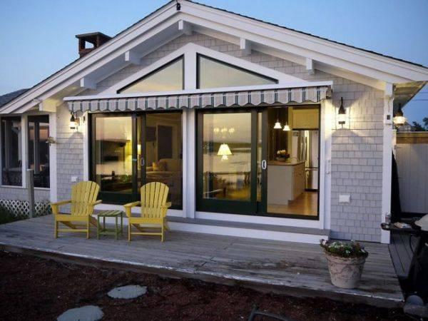 Кирпичный дом: фото, видео, стили и особенности вариантов