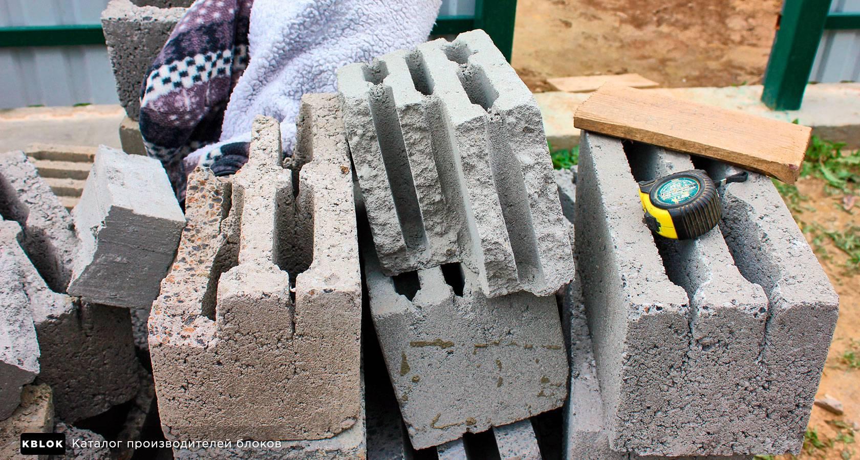 Особенности утепленных стеновых блоков