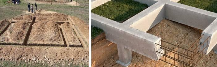 Как рассчитать бетон на ленточный фундамент: формула расчета количества и объема, какие факторы учитывать?