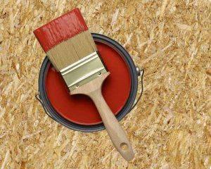 Чем и как покрасить осб плиты: снаружи и внутри дома