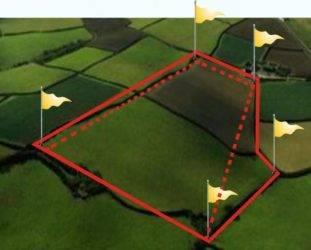 Законное увеличение площади участка
