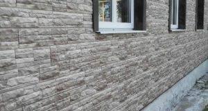 Инструкция по монтажу фасадных панелей fineber камень дикий