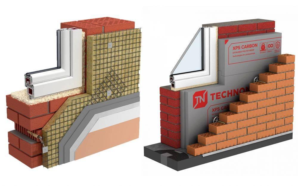 Толщина и размеры пенопласта для утепления своими руками стен снаружи, плюсы и минусы материала