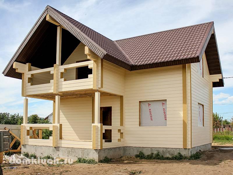Калькулятор расчёта бруса для строительства дома: пошаговая инструкция