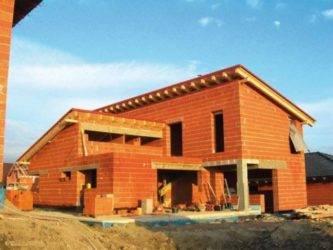 Баня из керамических блоков: плюсы и минусы керамоблоков в строительстве