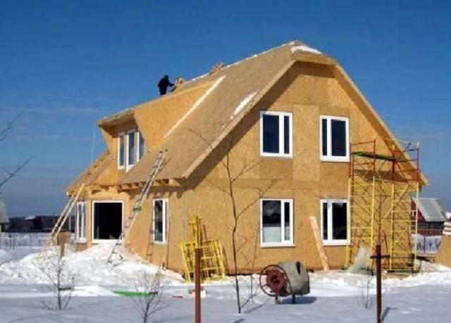 Дом из сэндвич панелей: строительство, монтаж и виды панелей