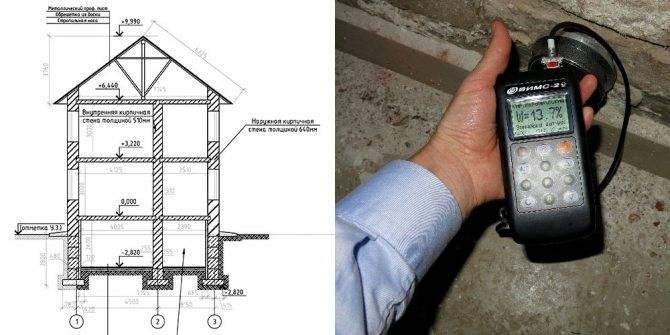 Разборка бетонных фундаментов  виды оснований, этапы работ - варианты пола