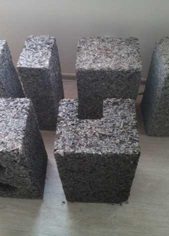 Арболитовых панелей - плюсы и минусы данного материала