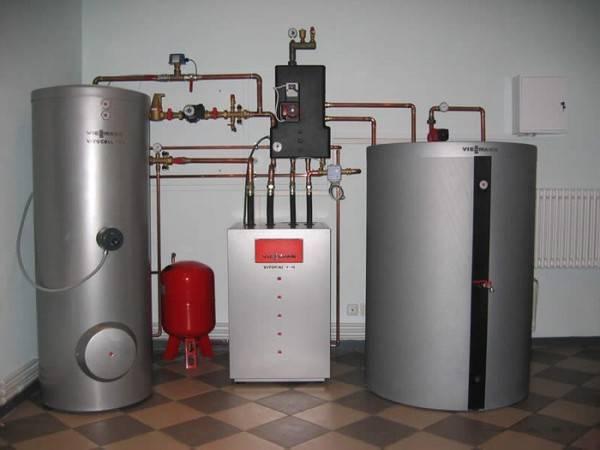 Газовый котёл viessmann: модельный ряд и плюсы оборудования