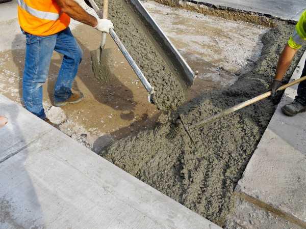 Как разрушить бетон химическим и механическим способами?