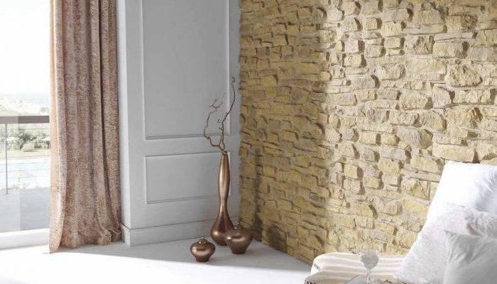 Панели под камень (27 фото): применение декоративных стеновых панелей с имитацией камня для внутренней отделки стен и облицовка дома