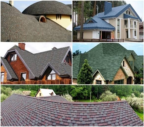 Какая крыша лучше – металлочерепица или мягкая кровля?