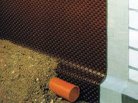 » гидроизоляционная мембрана: инструкция по монтажу