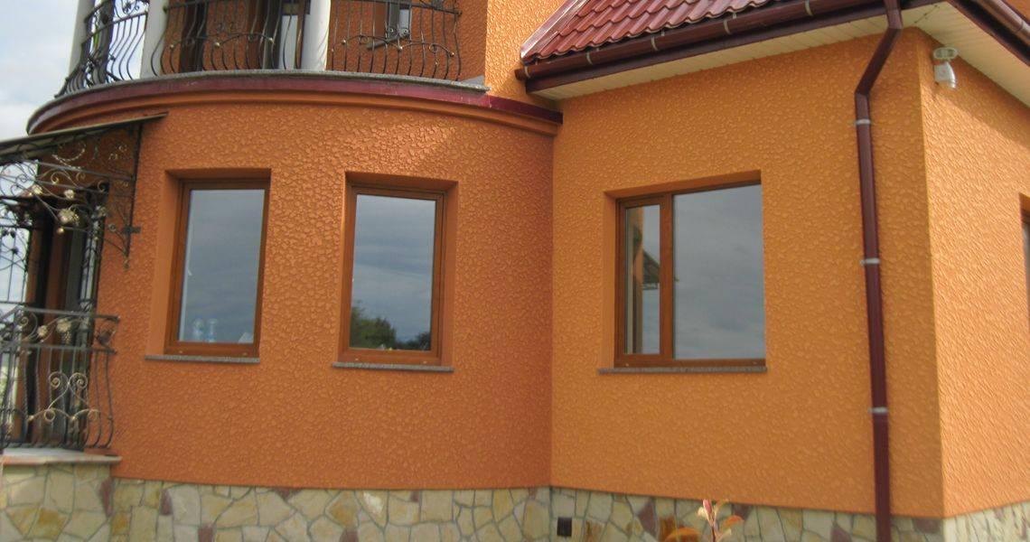 Акриловая штукатурка: характеристики и инструкции по нанесению на фасад