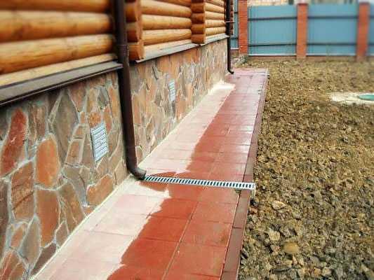Укладка тротуарной плитки на бетонное основание своими руками на улице