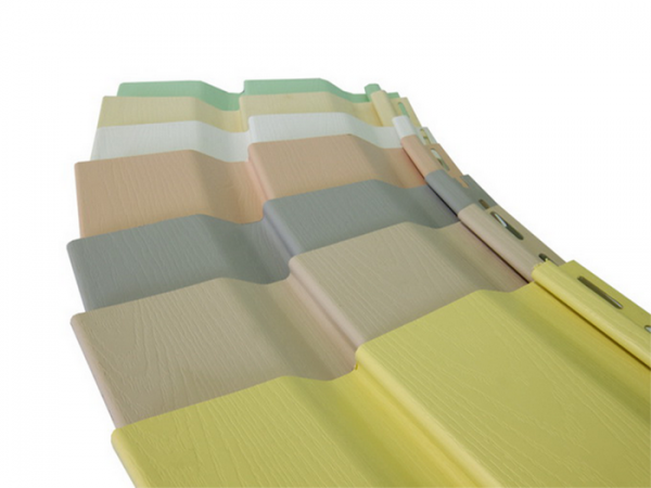 Сайдинг виниловый - технические характеристики материала