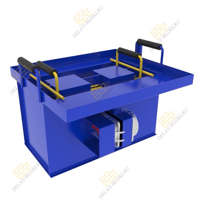 Вибростанок для производства шлакоблоков: виды оборудования и возможности использования