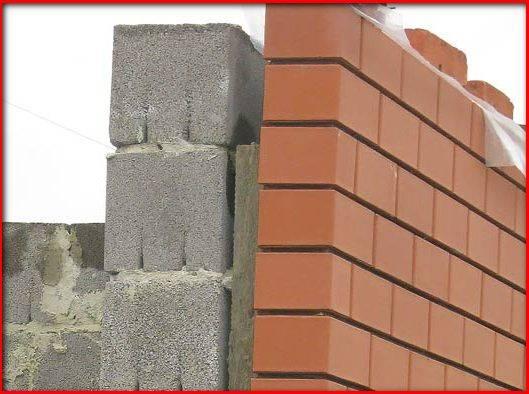 Как осуществить утепление стен из керамзитобетонных блоков снаружи?