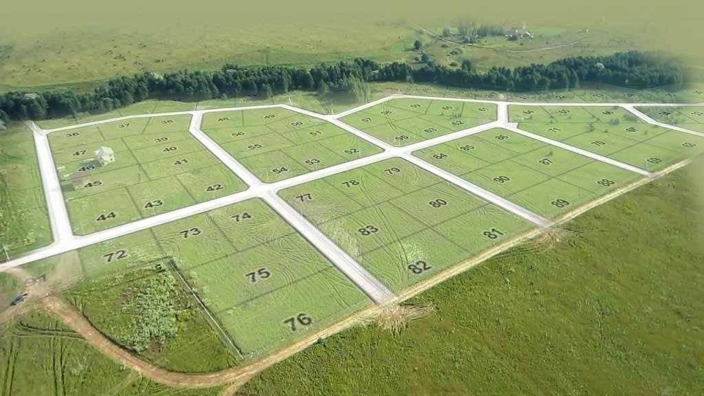 Как происходит установление границ земельного участка