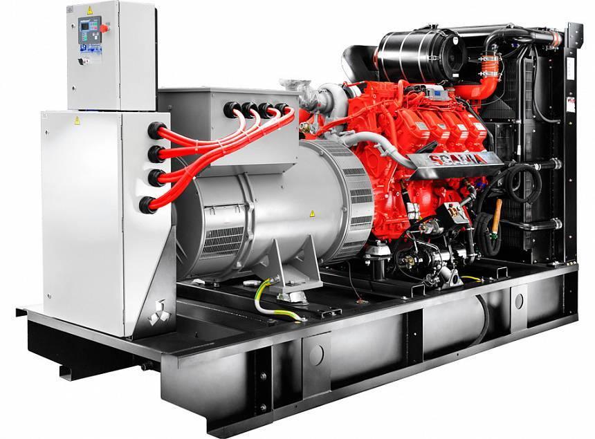 Анализ моделей дизельных генераторов мощностью 100 квт