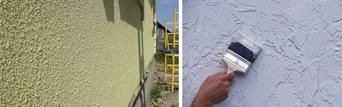 Фасадная краска по бетону для наружных работ: виды и топ-8 марок, как выбрать