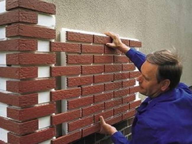Монтаж фасадного сайдинга под кирпич своими руками