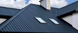 Профнастил для крыши как выбрать самостоятельно?