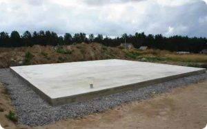 Ленточный фундамент для бани (6х6, 6х4 и другие): инструкция по монтажу своими руками и замер глубины мелкозагубленного фундамента