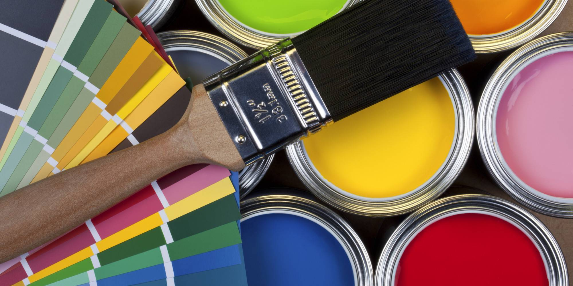 О колерах для водоэмульсионной краски